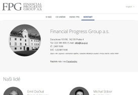 Web Financial Progress Group a.s.